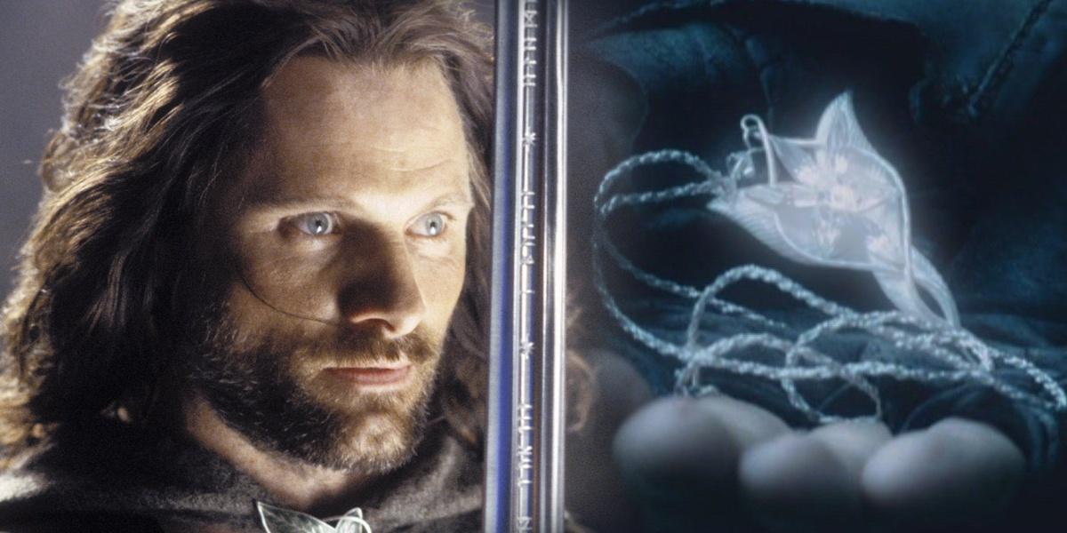 Aragorn e il gioiello