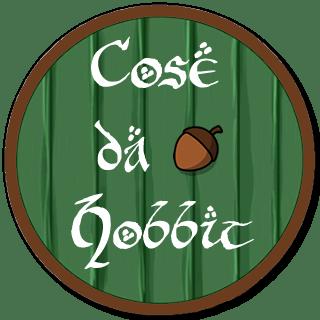 Logo Cose da Hobbit
