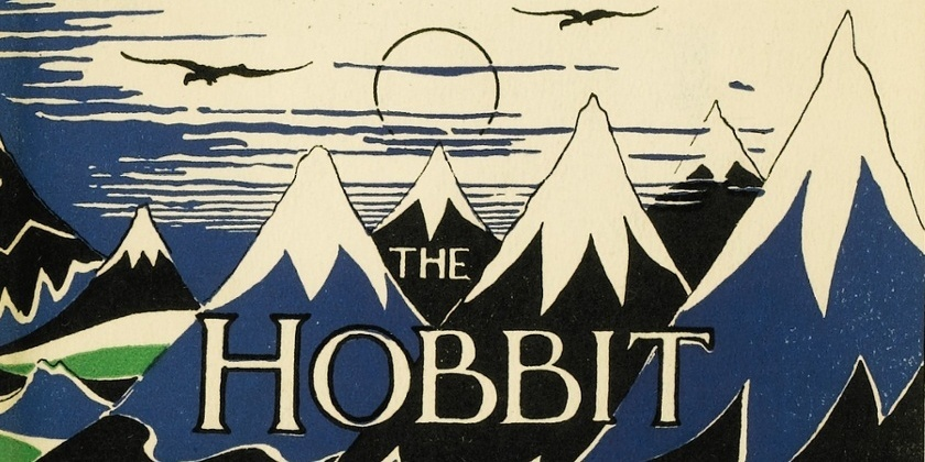 The Hobbit 1st ed preview