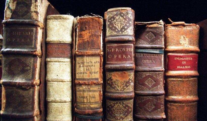 Studiare Tolkien - Old Books